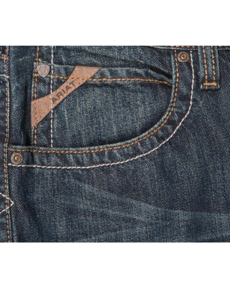 Ariat Denim Jeans - M2 Dusty Road Relaxed Fit, Denim, hi-res