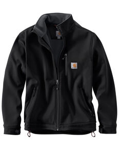 Carhartt Men's Crowley Work Jacket - Big & Tall, Black, hi-res