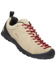 Keen Men's Silver Mink Jasper Lace-Up Hiking Shoe , Lt Brown, hi-res