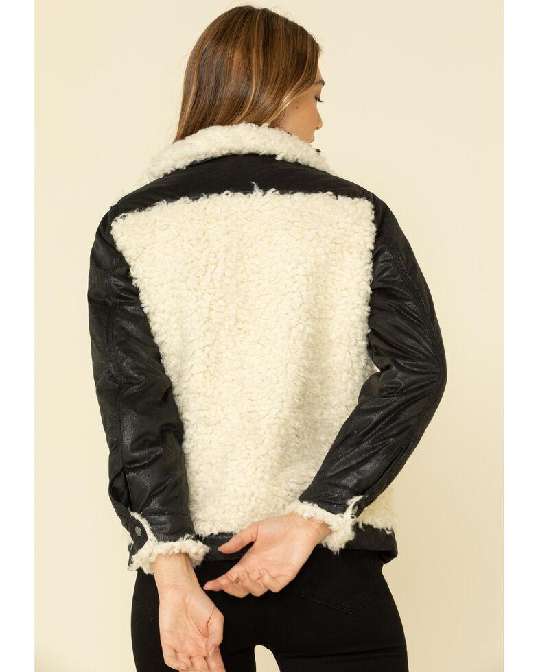 Tasha Polizzi Women's Black Rizzo Jacket , Black, hi-res