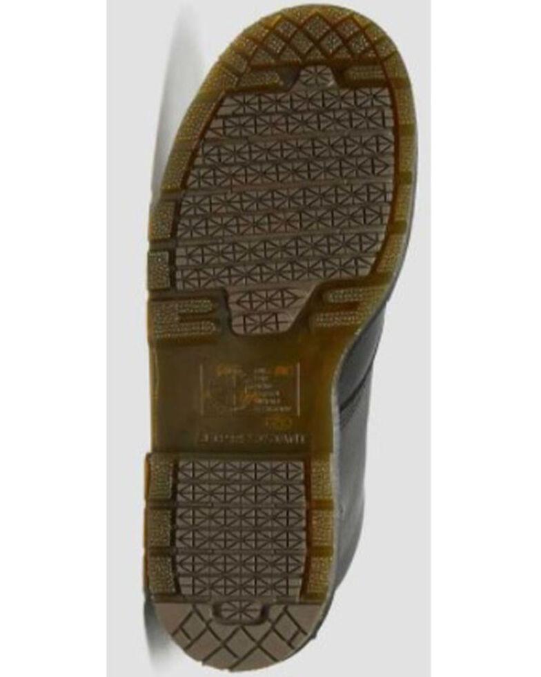 Dr. Martens Women's Black 1460 Industrial Lace-Up Boots - Round Toe, Black, hi-res