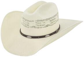 1c51ac2efeb Justin 20X Bowie Straw Cowboy Hat