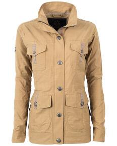 STS Ranchwear Women's Khaki Keyla Lightweight Jacket , Beige/khaki, hi-res