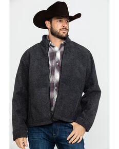 Outback Trading Co. Men's Oregon Jacket , Charcoal, hi-res
