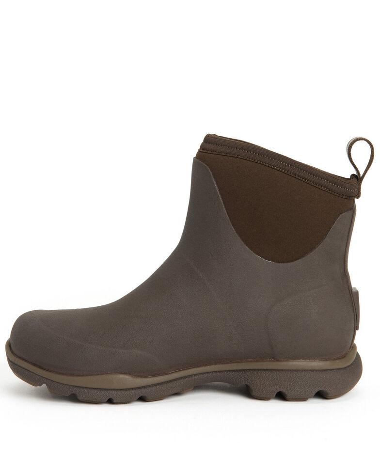 Muck Boots Men's Arctic Excursion Rubber Boots - Round Toe, Brown, hi-res