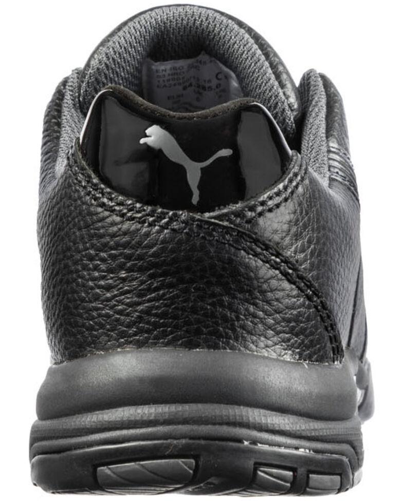 Puma Women's Velocity Work Shoes - Steel Toe, Black, hi-res