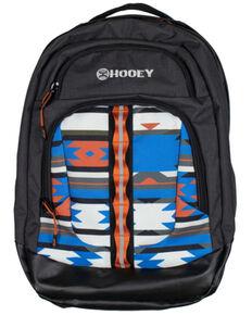 HOOey Ox Aztec Backpack, Charcoal, hi-res
