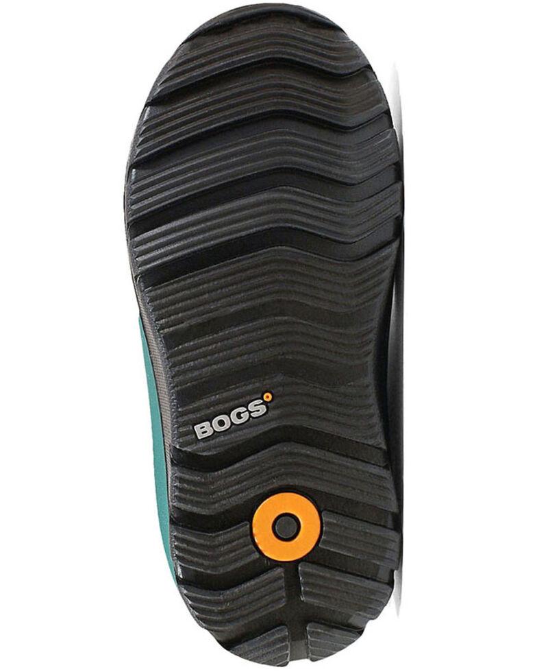 Bogs Boys' Neo-Classic Bullseye Winter Boots - Round Toe, Black, hi-res