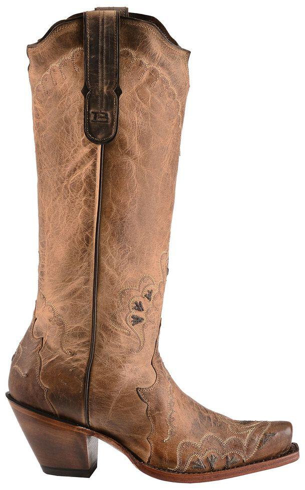 2ff558ceaaf Tony Lama Black Label Tall Cowgirl Boots - Snip Toe