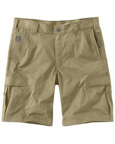 Carhartt Men's Dark Khaki Force Extremes Cargo Shorts , Khaki, hi-res