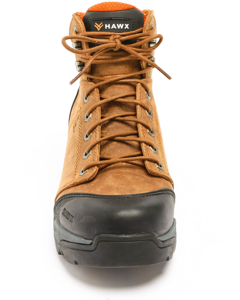 595415a24e3e87 Hawx® Men s Lace To Toe Hiker Boots - Composite Toe - Country Outfitter