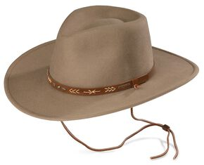 Men s Western Felt Hats - Country Outfitter 6e6cc8baee80