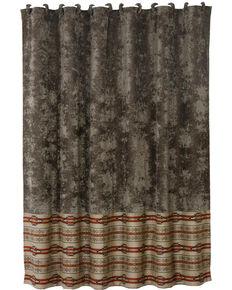 HiEnd Accents Silverado Matching Shower Curtain, Multi, hi-res