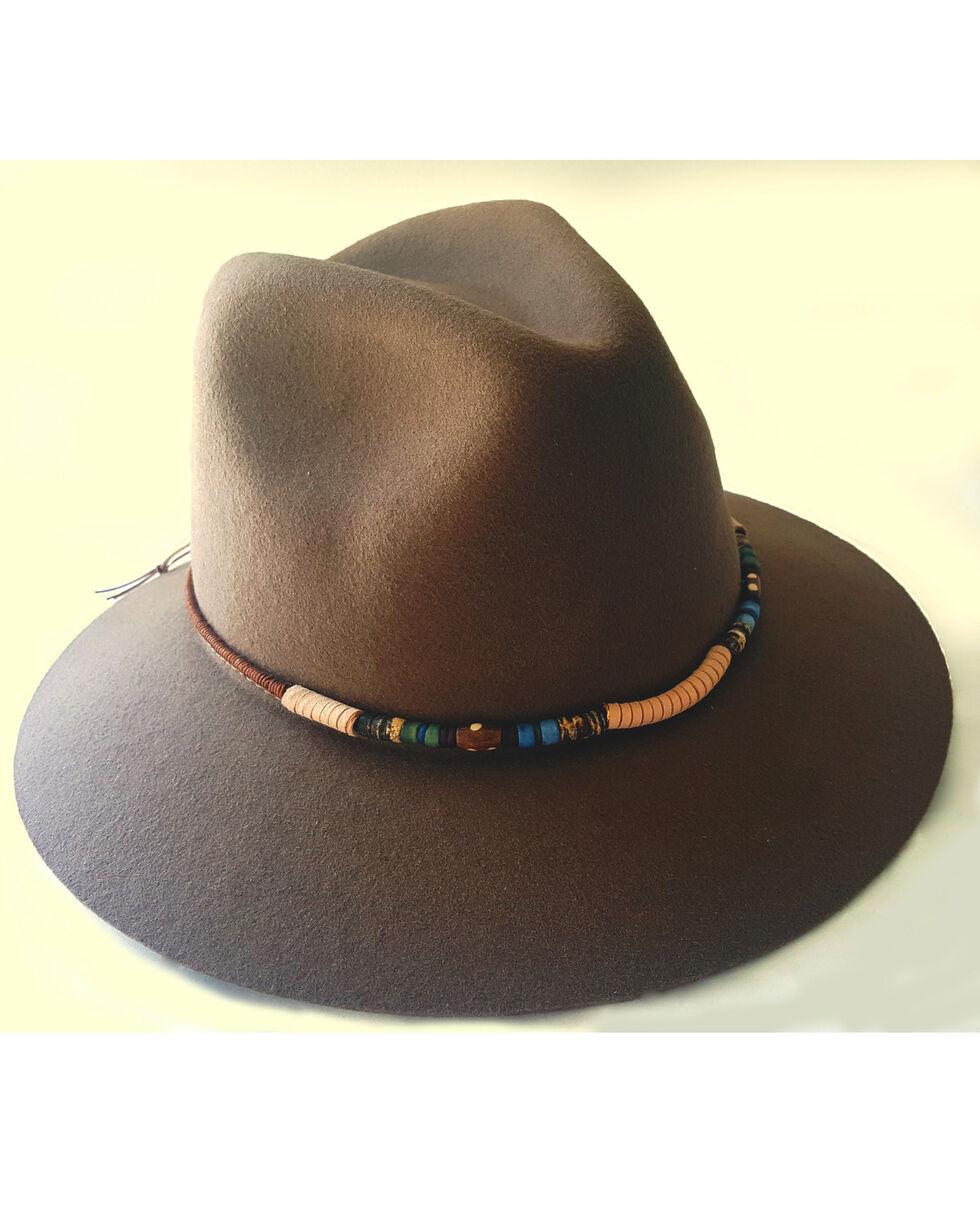 'ale by Alessandra Women's Denali Short Brim Hat, Beige/khaki, hi-res