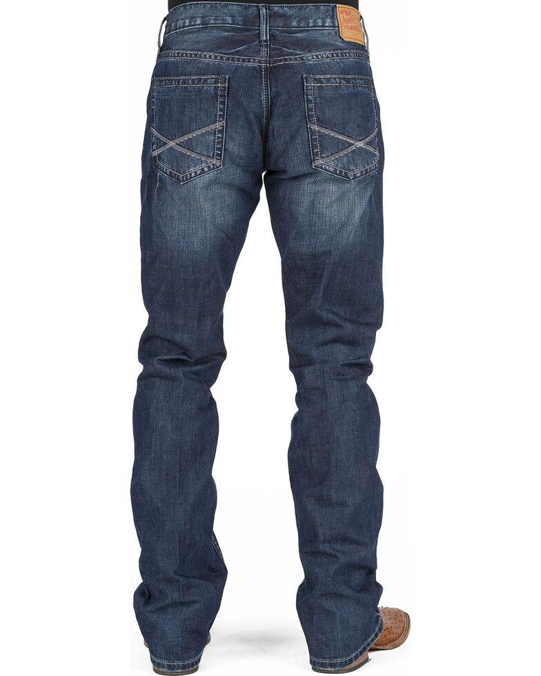 Stetson Men's Rocks Fit Jeans - Boot Cut, Blue, hi-res