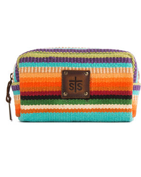 STS Ranchwear Bebe Tularose Cosmetic Bag , Multi, hi-res