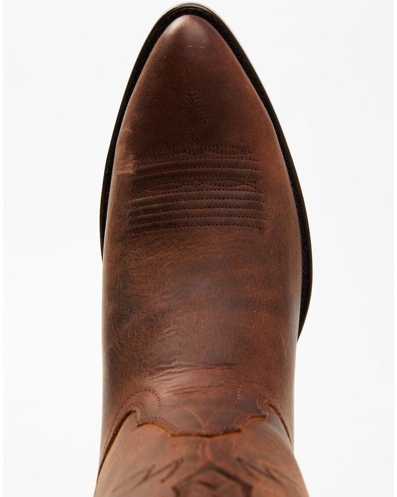 Cody James Men's Hensley Western Boots - Round Toe, Brown, hi-res