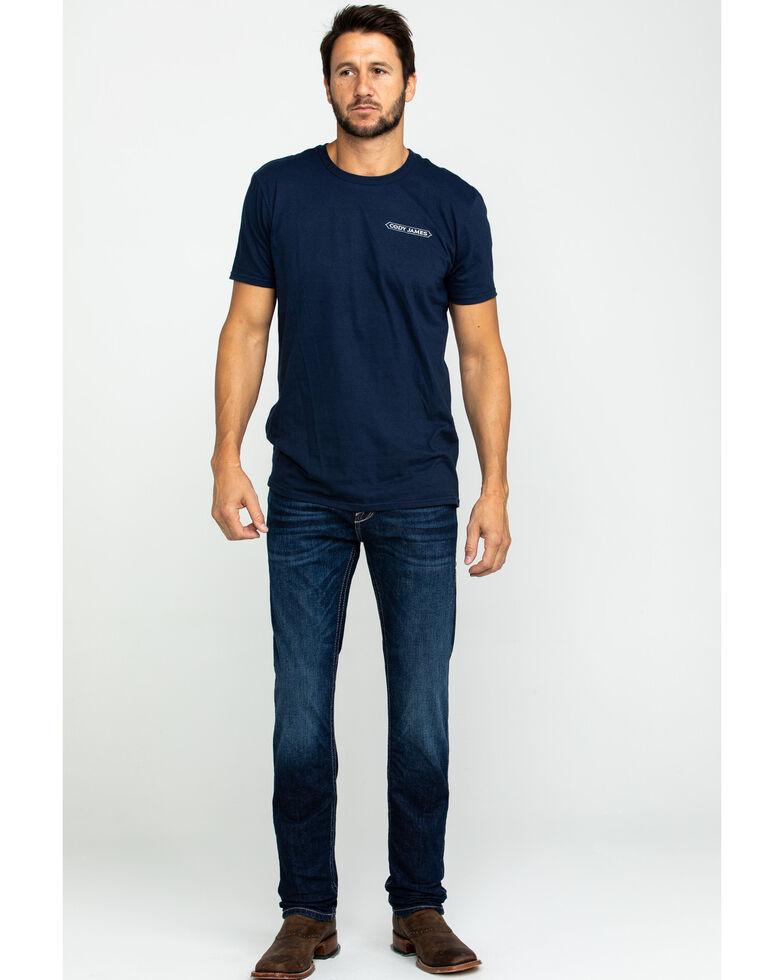 Ariat Men's M8 Cash Modern Low Stretch Slim Jeans , Blue, hi-res