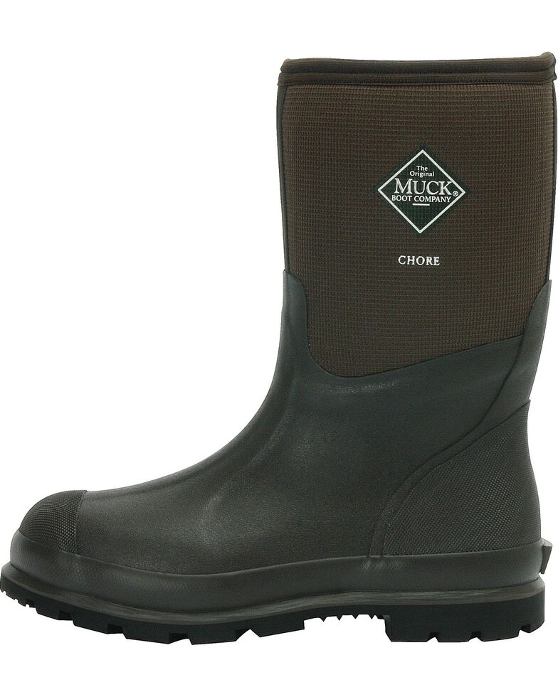 Muck Boots Chore Cool Boots, Brown, hi-res