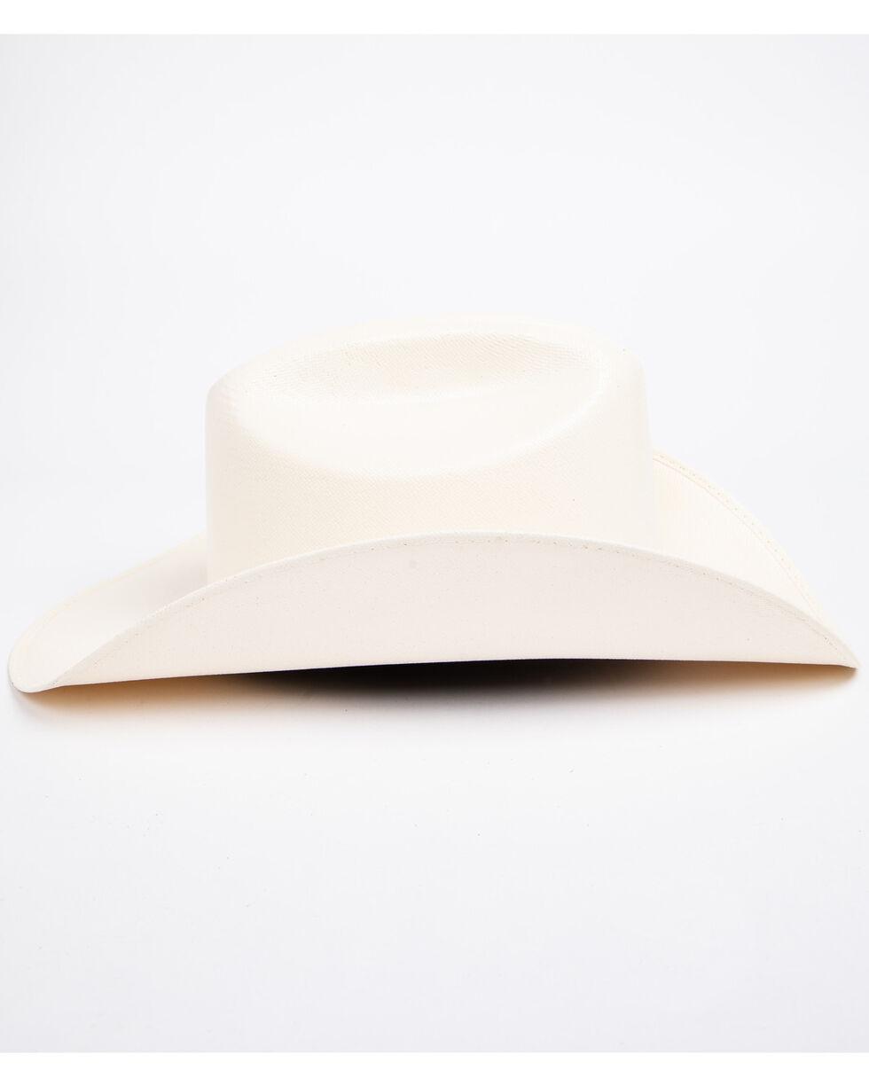 Cody James Men's 300x Panama Faux Ostrich Cognac Marlboro Cowboy Hat, Natural, hi-res