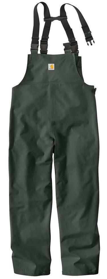 Carhartt Mayne Waterproof Bib Overalls - Big & Tall, Green, hi-res