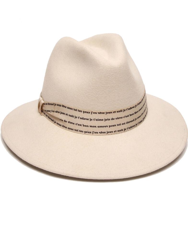 Ale' by Alessandra Women's Carmel L'Amour Wool Felt Hat, Camel, hi-res