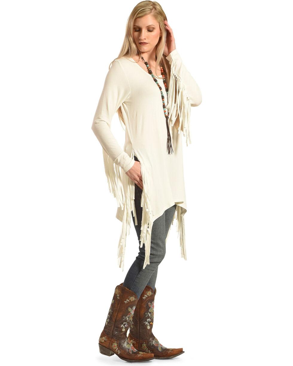 Tasha Polizzi Women's Teton Tunic, Cream, hi-res