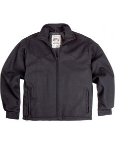 Schaefer Outfitter Men's 565 Arena Wool Jacket, Black, hi-res