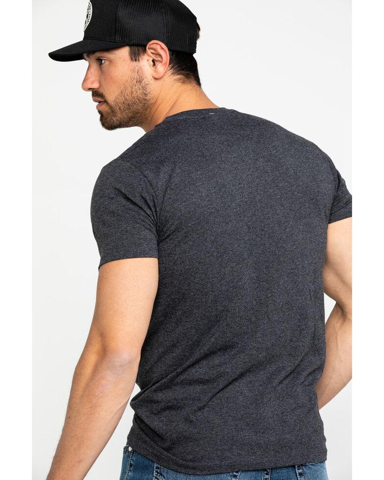 Moonshine Spirit Men's Fiesta Graphic T-Shirt , Black, hi-res