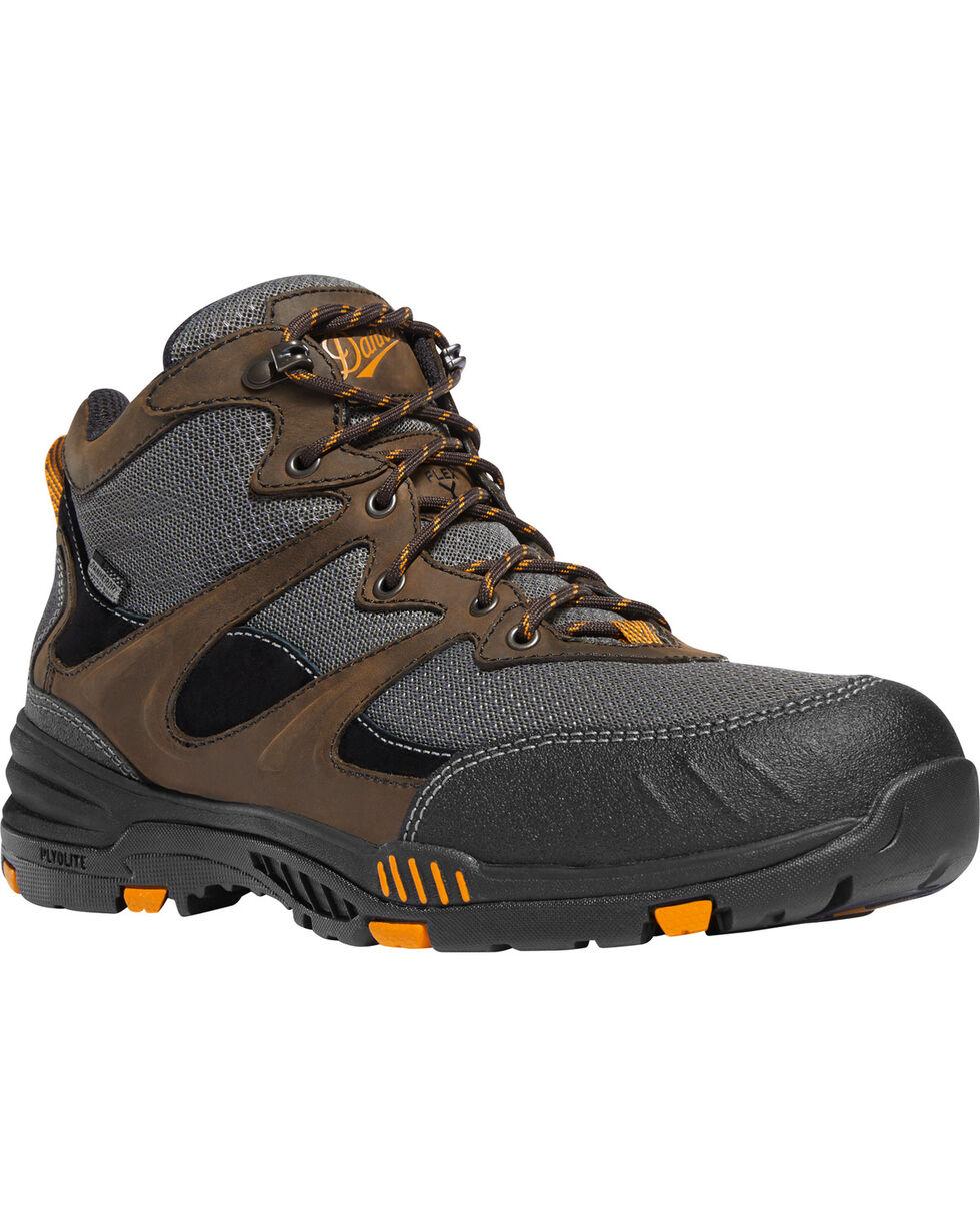 "Danner Men's Springfield 4.5"" Electrical Hazard Work Boots - Round Toe, Multi, hi-res"