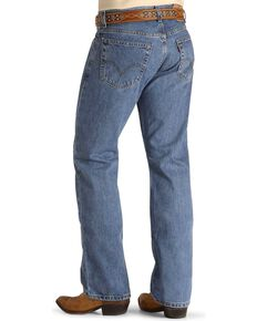 "Levi's Men's 517 Boot Cut Jeans - 44"" Waist, Stonewash, hi-res"