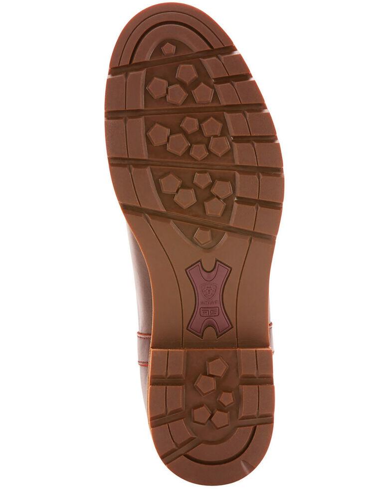 Ariat Women's Dark Brown Wexford H20 Boots - Round Toe , Mahogany, hi-res
