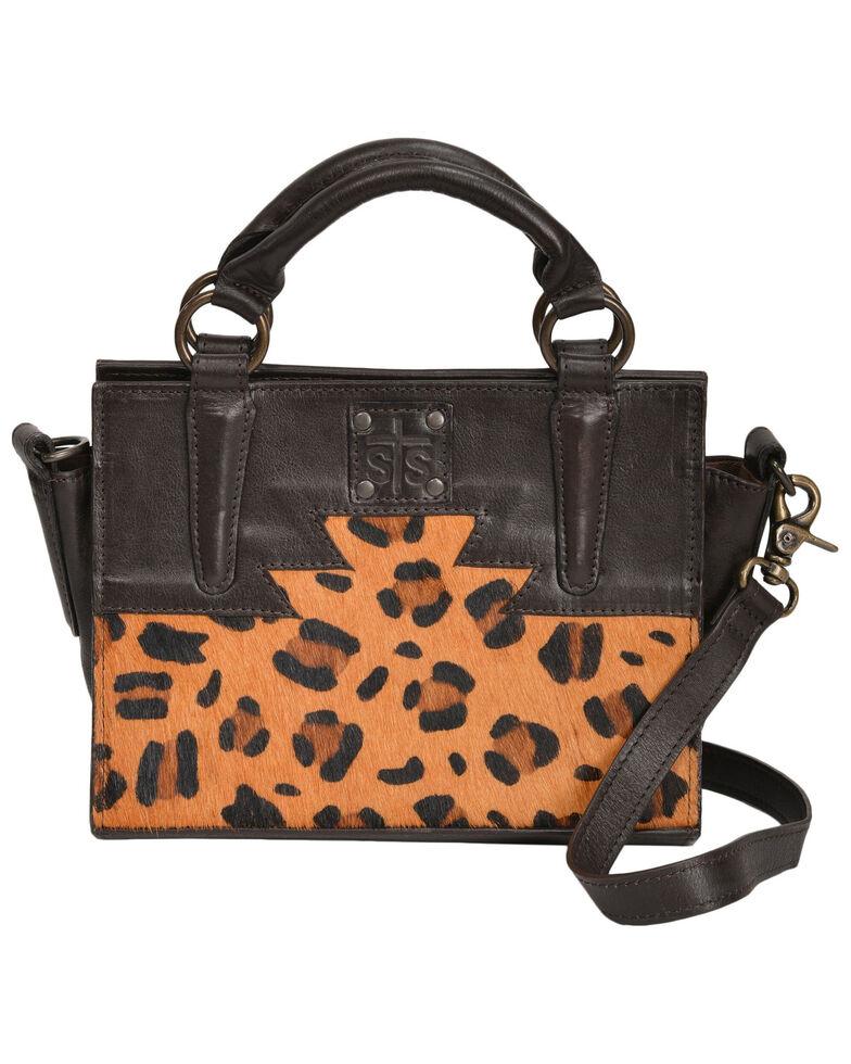 STS Ranchwear By Carroll Women's Leopard Mini Satchel *BAD*, Multi, hi-res