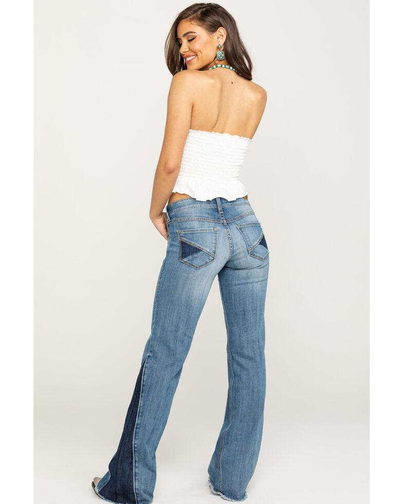 Ariat Women's Trouser Grace, Blue, hi-res