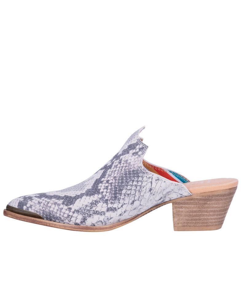 Dingo Women's Knockout Fashion Mules - Snip Toe, Multi, hi-res