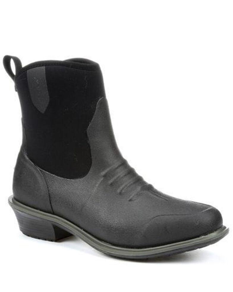 Muck Boots Women's Hale Rubber Boots - Round Toe, Black, hi-res