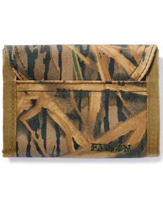 Filson x Mossy Oak Camo Tin Cloth Smokejumper Wallet, Camouflage, hi-res