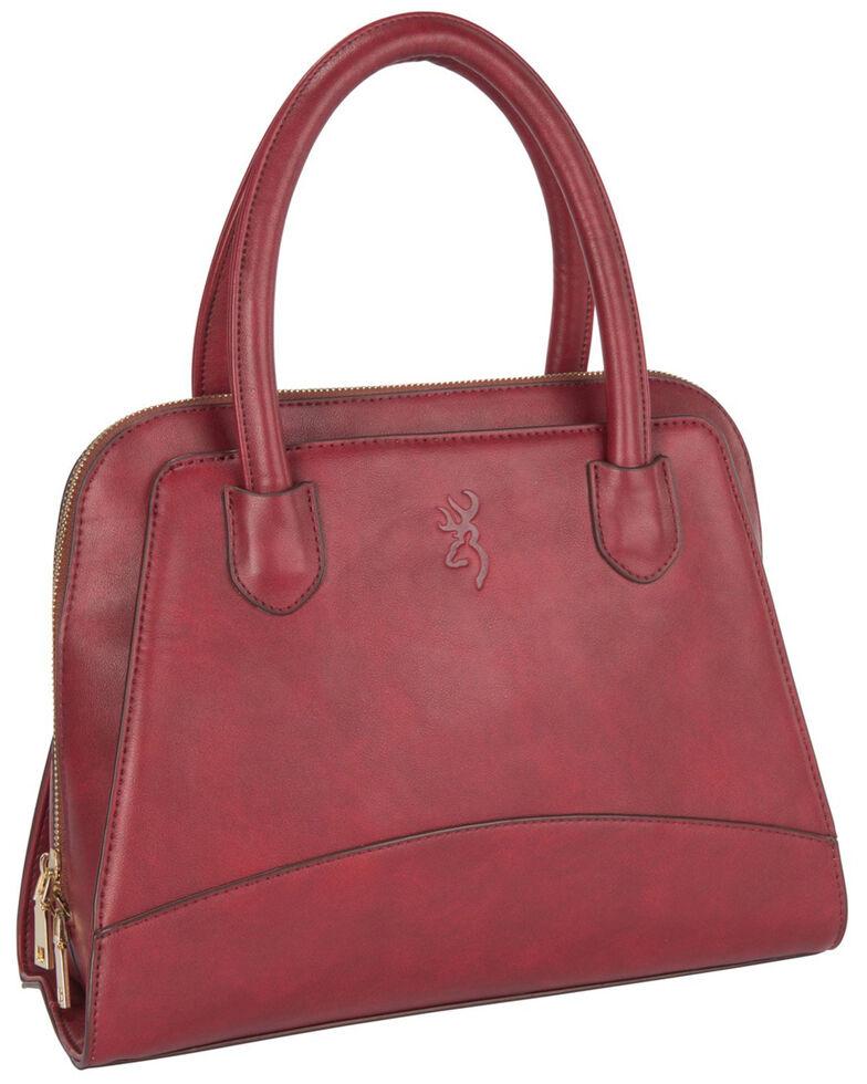 Browning Women's Merlot Hazel Off Shoulder Bag, Wine, hi-res