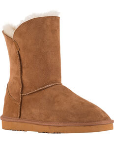 "Lamo Footwear Women's Liberty 9"" Boots , Chestnut, hi-res"