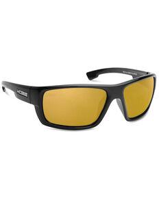 Hobie Mojo Float Satin Black Polarized Sunglasses , Black, hi-res