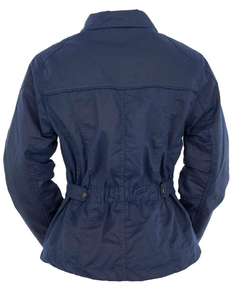 Outback Trading Co. Women's Navy Sheila's Delight Jacket, Navy, hi-res