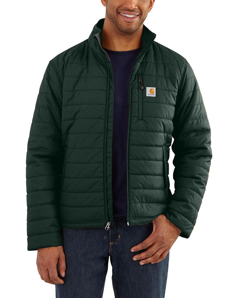 Carhartt Men's Gilliam Work Jacket , Green, hi-res