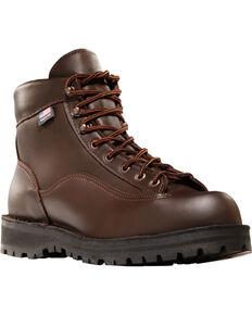 """Danner Men's Brown Explorer 6"""" Outdoor Boots - Round Toe , Brown, hi-res"""