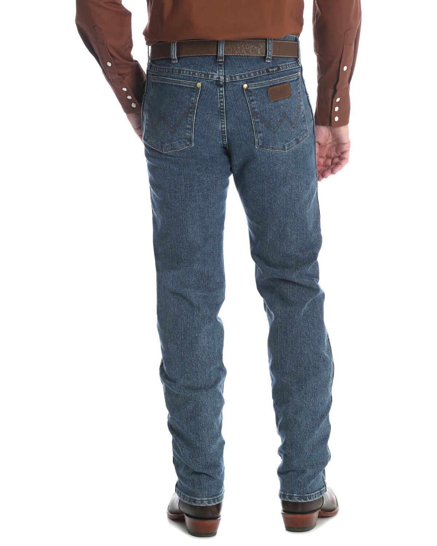 47MAVVS Wrangler Men/'s Regular Fit Premium Performance Cowboy Cut Jean NEW