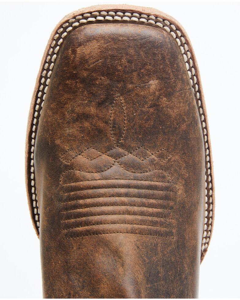 Cody James Men's Tupelo Western Boots - Wide Square Toe, Tan, hi-res