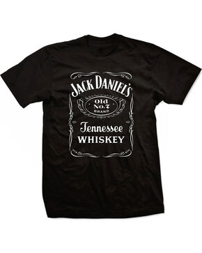 Jack Daniel's Men's Black Label T-Shirt , Black, hi-res