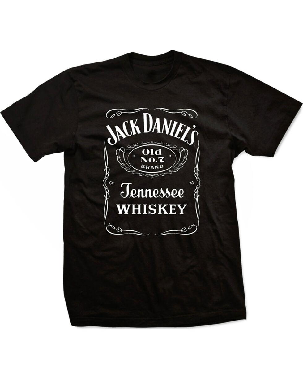 Jack Daniel's Men's Black Label T-Shirt , Black, hi-res