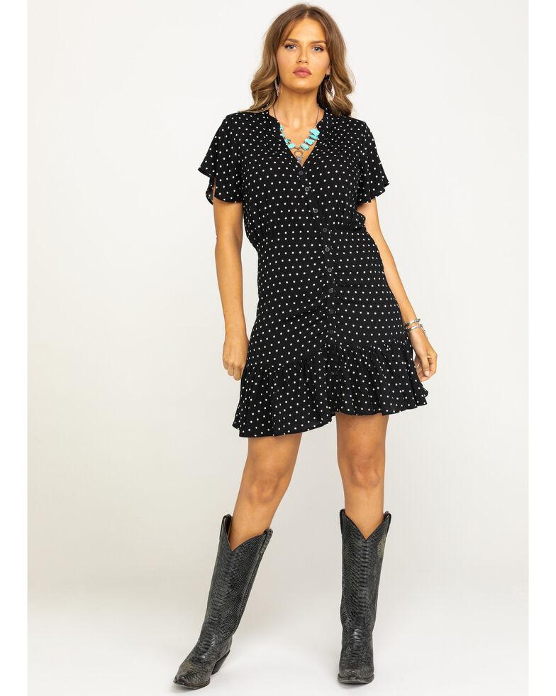 Idyllwind Women's The Marilyn Dress, Black, hi-res