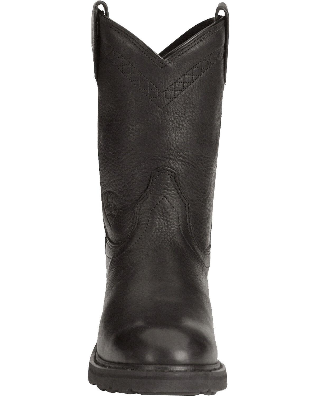 Ariat Men's Sierra Western Work Boots