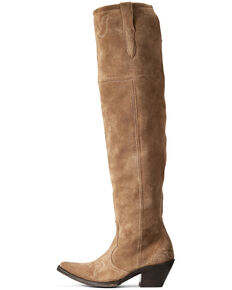 Ariat Women's Pandora Dijon Western Boots - Snip Toe, Brown, hi-res